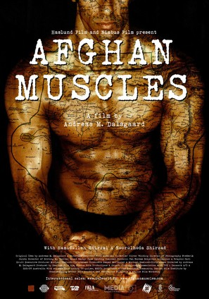 Afghan Muscle - Danish poster (thumbnail)