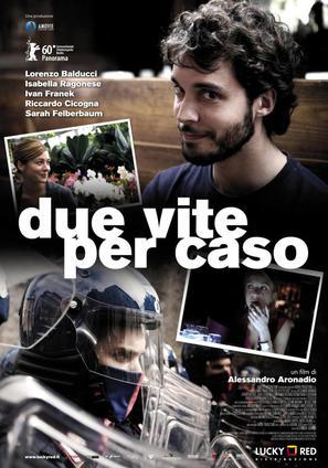 Due vite per caso - Italian Movie Poster (thumbnail)