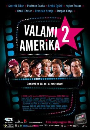 Valami Amerika 2. - Hungarian Movie Poster (thumbnail)