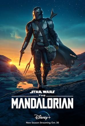 """""""The Mandalorian"""" - Movie Poster (thumbnail)"""