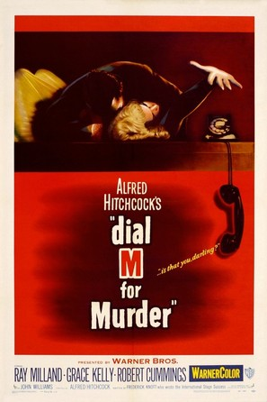 Dial M for Murder - Movie Poster (thumbnail)