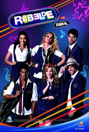 """Rebelde"" - Brazilian Movie Poster (thumbnail)"