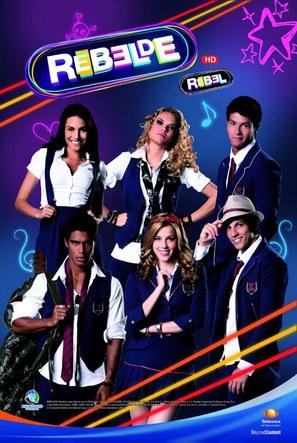 """Rebelde"" - Brazilian Movie Poster (thumbnail)"