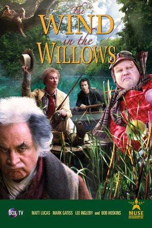 The Wind in the Willows - Canadian Movie Poster (thumbnail)