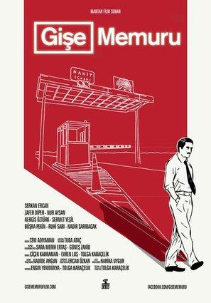 Gise Memuru - Turkish Movie Poster (thumbnail)