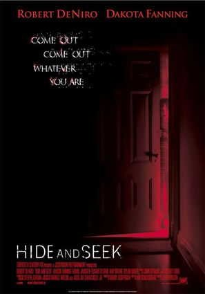 Hide And Seek - Movie Poster (thumbnail)