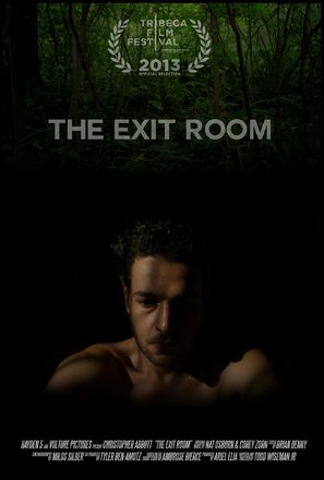 The Exit Room - Movie Poster (thumbnail)