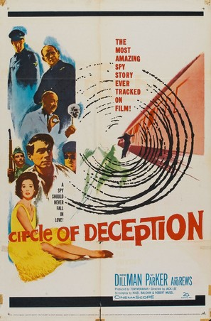 A Circle of Deception - Movie Poster (thumbnail)