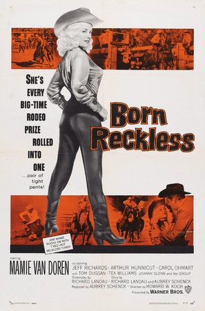 Born Reckless - Movie Poster (thumbnail)