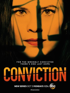 """Conviction"" - Movie Poster (thumbnail)"