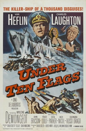 Sotto dieci bandiere