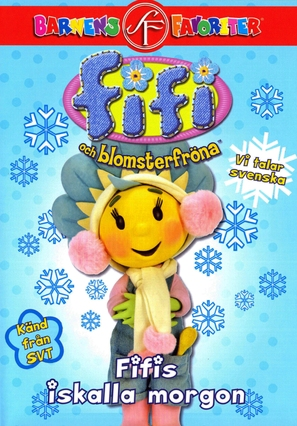 """Fifi and the Flowertots"" - Swedish DVD movie cover (thumbnail)"