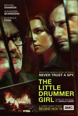 """""""The Little Drummer Girl"""" - Movie Poster (thumbnail)"""