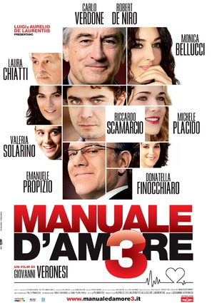 Manuale d'amore 3 - Italian Movie Poster (thumbnail)
