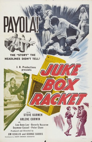 Juke Box Racket - Movie Poster (thumbnail)