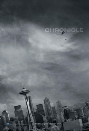Chronicle - Movie Poster (thumbnail)
