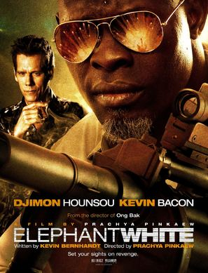 Elephant White - Movie Poster (thumbnail)
