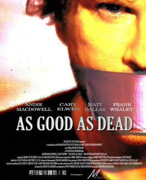 As Good as Dead - Movie Poster (thumbnail)