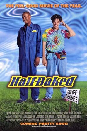 Half Baked - Movie Poster (thumbnail)