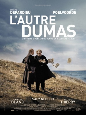 L'Autre Dumas - French Movie Poster (thumbnail)