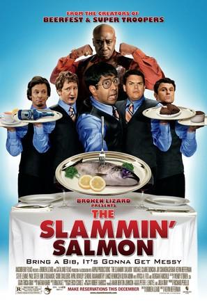 The Slammin' Salmon - Movie Poster (thumbnail)