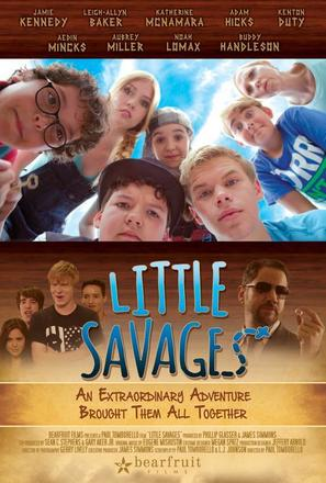 Little Savages - Movie Poster (thumbnail)