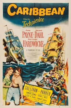Caribbean - Movie Poster (thumbnail)