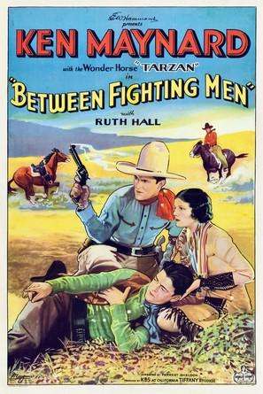 Between Fighting Men - Movie Poster (thumbnail)