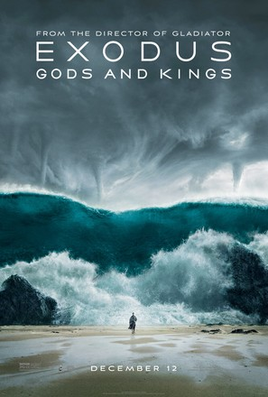 Exodus: Gods and Kings - Movie Poster (thumbnail)