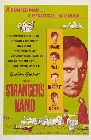 La mano dello straniero - Movie Poster (thumbnail)
