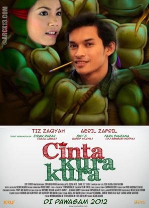 Cinta Kura Kura - Malaysian Movie Poster (thumbnail)
