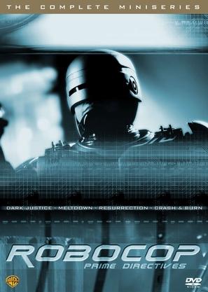 """Robocop: Prime Directives"" - DVD movie cover (thumbnail)"