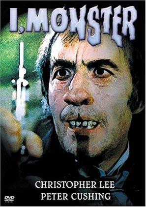 I, Monster - DVD cover (thumbnail)