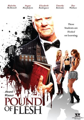 Pound of Flesh - Movie Poster (thumbnail)