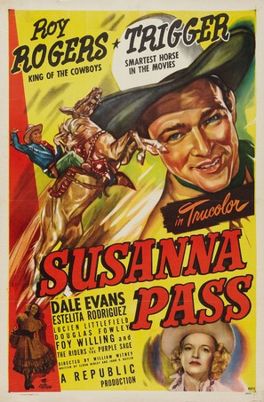 Susanna Pass - Movie Poster (thumbnail)