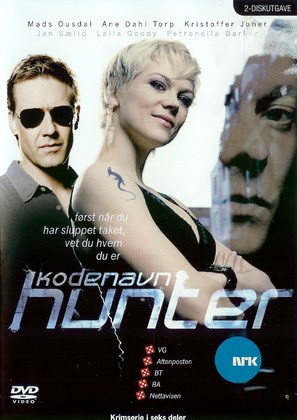 """""""Kodenavn Hunter"""" - Norwegian poster (thumbnail)"""