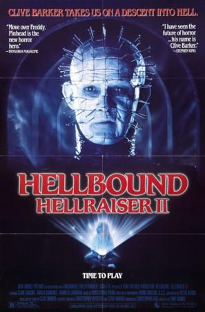 Hellbound: Hellraiser II - Movie Poster (thumbnail)