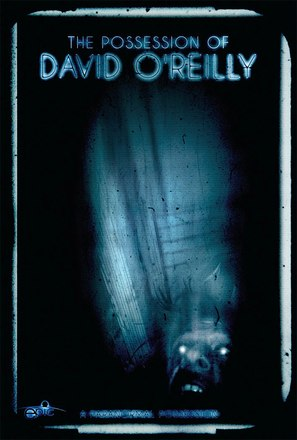 The Possession of David O'Reilly - DVD cover (thumbnail)