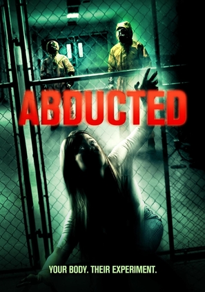 Abducted - DVD movie cover (thumbnail)