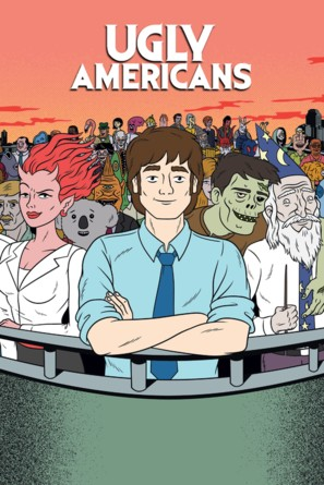 """Ugly Americans"" - Movie Poster (thumbnail)"