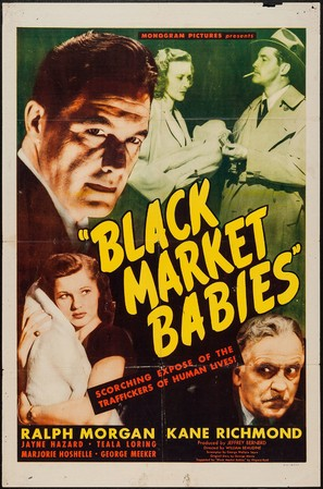Black Market Babies - Movie Poster (thumbnail)