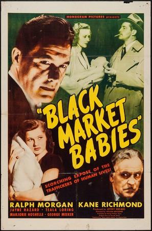 Black Market Babies - Movie Poster (thumbnail)