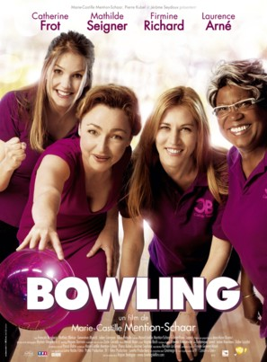 Bowling - French Movie Poster (thumbnail)