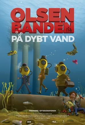 Olsen Banden på dybt vand