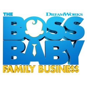 The Boss Baby: Family Business - Logo (thumbnail)