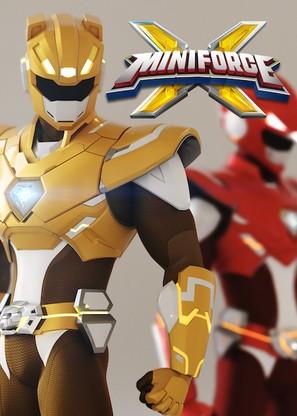 """""""Miniforce X"""" - South Korean Video on demand movie cover (thumbnail)"""