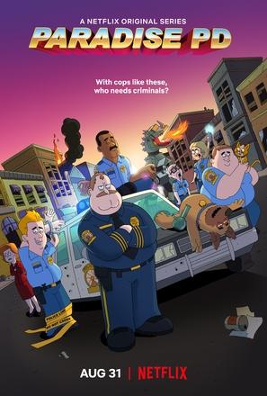 """""""Paradise PD"""" - Movie Poster (thumbnail)"""