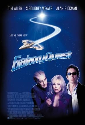 Galaxy Quest - British Movie Poster (thumbnail)