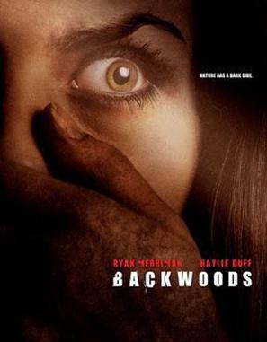 Backwoods - Movie Poster (thumbnail)