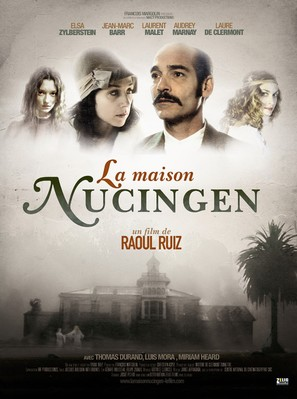 Nucingen Haus - French Movie Poster (thumbnail)